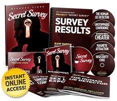 The secret survey by Michael Fiore review testimonials and success stories