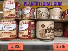 Olvídate del típico Nesquik o Cola-Cao. Ésta es tu mejor opción, y necesitarás mucha menos cantidad. Los 2 son idénticos. 😉 #cacao