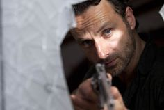 Rick Grimes, from AMC's Walking Dead