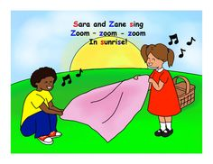 Page 3. This book is part of a series of books created by LEADERSproject.org for children with a repaired cleft palate. Children should practice targeted sounds 100 times a day so this book, targeting S and Z, allows children to do so with family or alone.