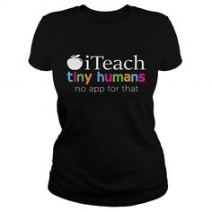 iTEACH TINY HUMANS