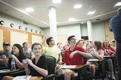 How One University Encourages Innovation in Teaching - The Chronicle of Higher Education