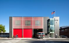 New San Francisco Firehouse No. 1