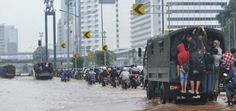 Google rolls outs crisis response resources in Indonesia as Jakarta is hit by floods