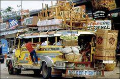 sarisaringketektyur: the Pinoy jeepney Exotic Beaches, Tropical Beaches, Get Off The Grid, Jeepney, Philippines Travel, Island Beach, Cebu, Pinoy, Public Transport