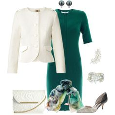 """Funeral Director #19"" by kentuckyfashion on Polyvore"