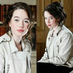 She's so beautiful!