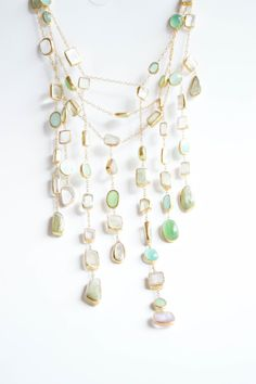 Pippa Small - Cascading necklace