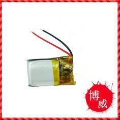 Дешевое 3.7 В литий полимерный аккумулятор 041220 401220 80 мАч MP3 MP4 MP5 Bluetooth гарнитура, Купить Качество Аккумуляторы для MP3/MP4 плеера непосредственно из китайских фирмах-поставщиках:            Модель: 401220                            Емкость: 80 мАч                            Напряжение: 3.7 В