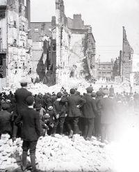 Easter 1916, Dublin.