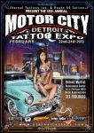 Marty McEwen Motor City Tattoo Expo 2013 Interview for Tattoo Artist Magazine (VIDEO)