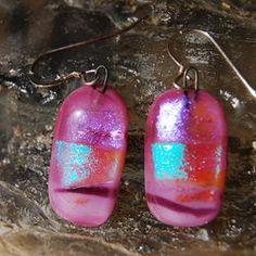 Glass Earrings Jaipur