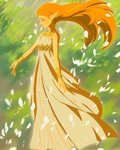 Zelda #breathofthewild #princesszelda #botw