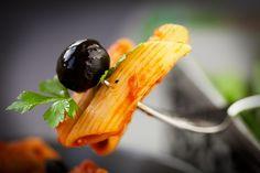 Italian Pasta Salad With Pepperoni and Mozzarella Cheese