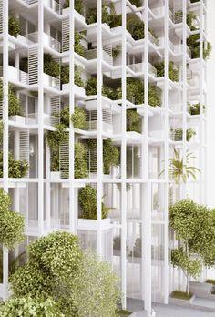 Gallery - penda to Build Modular, Customizable Housing Tower in India - 8