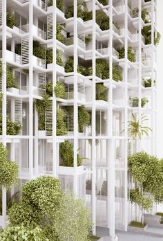 Galeria de penda projeta torre residencial modular na Índia - 8