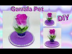 Como fazer lembrancinha fácil de Garrafa Pet - Reciclagem de garrafa pet - #Artesanato, Pet Bottle - YouTube
