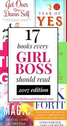 17 of the best career books for female entrepreneurs to read in 2017