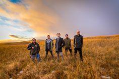 Band photography. #band #photography #landscape #wales #callingapollo