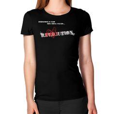 R(evol)ution Women's T-Shirt