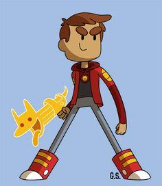Watch now on Cartoon Hangover Select on VRV Pendleton Ward, Bravest Warriors, Adventure Time Anime, Ben 10, Slayer Anime, Flat Design, Cartoon Art, Cartoon Network, Nerdy