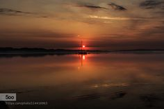 Sunset by Elstrup. Please Like http://fb.me/go4photos and Follow @go4fotos Thank You. :-)