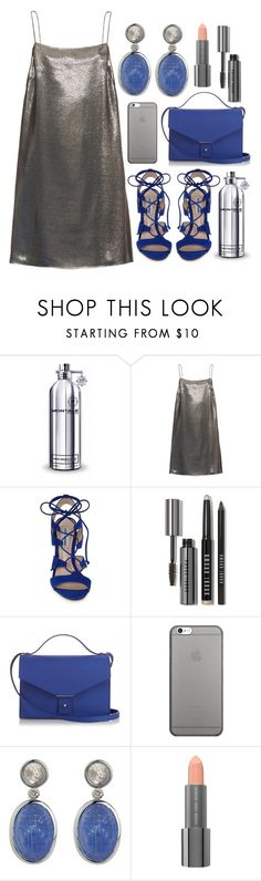 """NIGHT OUT"" by julijana-k ❤ liked on Polyvore featuring Montale, Yves Saint Laurent, Steve Madden, Bobbi Brown Cosmetics, PB 0110, Native Union and Easy Spirit"