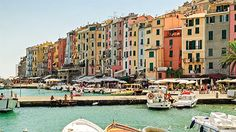 Take Homeric's Whirlwind Tour of The Cinque Terre