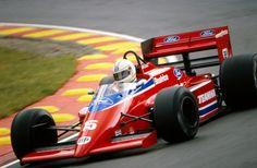 1986 Alan Jones, Lola THL2 - Ford