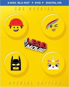 The Lego Movie Special SPECIAL Edition * Click image to review more details.