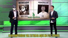 A gente tá no FOX Sports Brasil sim, meu truta. Toda sexta agora é dia de Desimpedidos na Fox! A partir do dia 26 (próxima sexta), às 22h, a zueira sem limites invade a TV. Mais uma conquista de território do exército hue br que ajuda a gente a seguir na caça de novas mitagens! #tmj