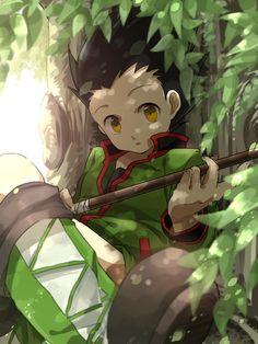 Gon - Hunter x Hunter