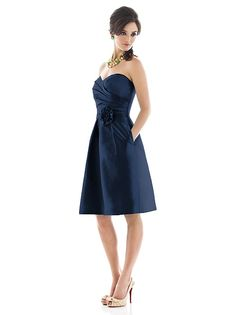 Alfred Sung Style D498 http://www.dessy.com/dresses/bridesmaid/d498/?color=midnight=47