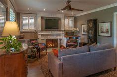 Living Room| Falls Church, Virginia | Ballard Mensua Architecture