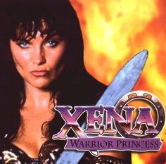 "I remember this from when I was little. Not only do I love her as an actress, but I think her best work was this series! I <3 Lucy ""Xena"" Law Lawless!!!"