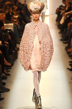 Chanel Spring 2010 Couture Runway - Chanel Haute Couture Collection