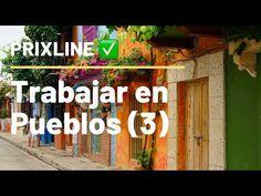 PRIXLINE ✅ Trabajar y Residir en un Pueblo en España 😃 (parte 3) - YouTube
