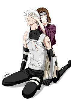 Kakashi & Rin