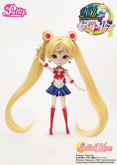For Love and Justice, The pretty Sailor suited soldier Sailor Moon!! In the name of the moon I will punish you!!.... Feel Like So. (Magical powers not included.) Size: About 12 inch Package: Window Bo