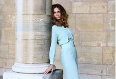 Chemisier et pantalon en soie - L'atelier de couture