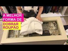 85c840df0 A melhor forma de dobrar roupão → Priscila Sabóia