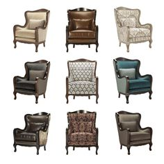 With the Catania chair, the fabric and leather opportunities are endless. @Arhaus #ArhausCustom