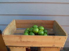 Vintage treasures for the home and yard Wooden Storage Boxes, Wooden Boxes, Rustic Wooden Box, Wood Display, Crates, Vintage Items, Handmade Gifts, Yard, Etsy