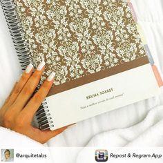O Daily Planner é o queridinho daquelas que amam se organizar.  #meudailyplanner #dailyplanner #planning #plannercommunity