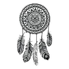 mandala tattoo dreamcatcher - Google Search