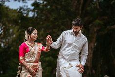 """Photo from Sibin Jacko """"Wedding photography"""" album Indian Wedding Couple Photography, Wedding Photography Tips, Love Photography, Photography Couples, Couple Photoshoot Poses, Couple Posing, Pre Wedding Poses, Wedding Couples, Bengali Wedding"""