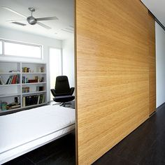 large wood sliding doors commercail interiors - Google Search