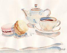 #115 - Pierre Herme teaparty