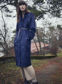 Samuji Fall Winter 2014 | Photographer Niko Mitrunen, stylist Minttu Vesala