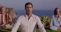 Andy Samberg's Emmys Spoof Of The 'Mad Men' Coke Ad Is Hilarious — Watch